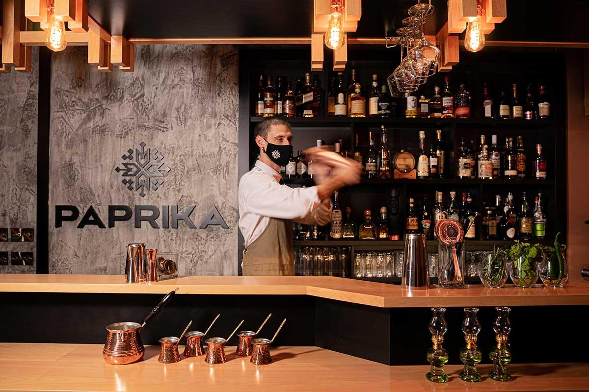 Mateja Ristivojevic - Bar Manager at PAPRIKA